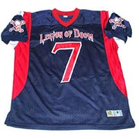 Legion of Doom custom fantasy football jersey