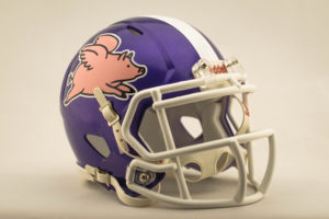 Custom Fantasy Football Mini Helmet