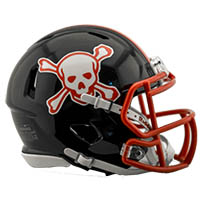 Legion of Doom mini football helmet