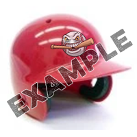 Customer Fantasy Football Mini Helmet