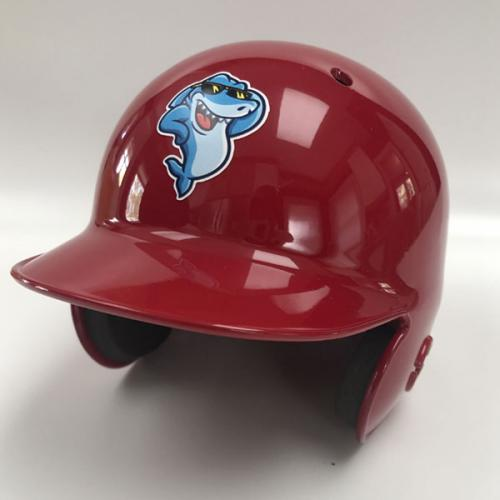 Hollywood Sharks Fantasy Baseball Mini Helmet