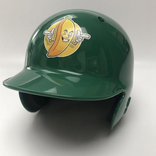 Yellow Boys Fantasy Baseball Mini Helmet