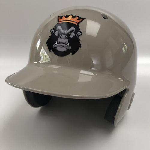 King Dinger Fantasy Baseball Mini Helmet