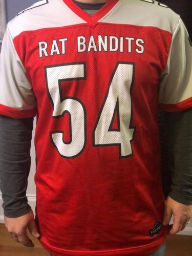 Rat Bastards Custom Fantasy Football Jersey