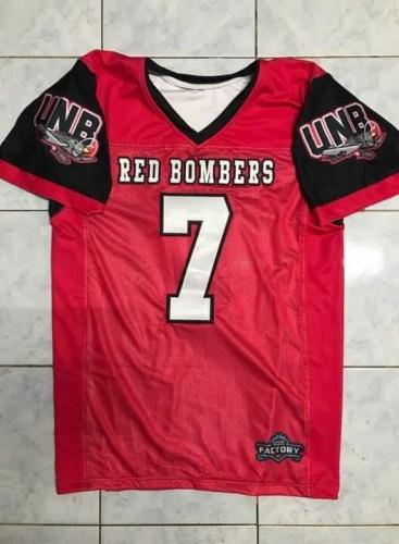 UNB Red Bombers Fantasy Football Jersey